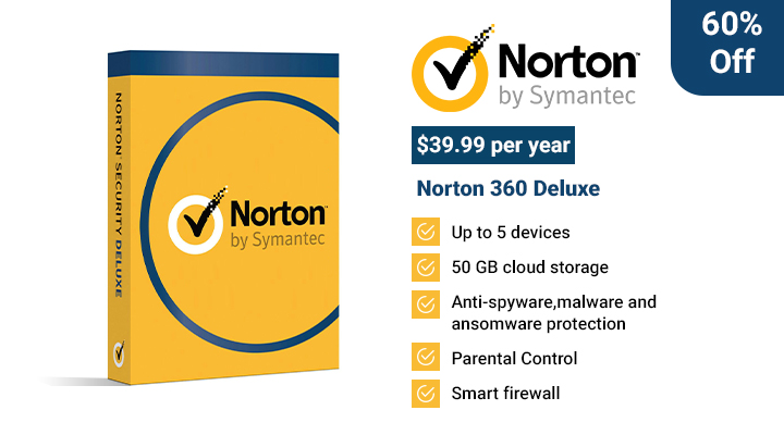 Norton 360 Deluxe Plan Revision.