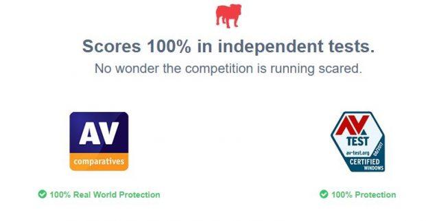 Bullguard Reseñas - revisión completa de la seguridad en Internet.
