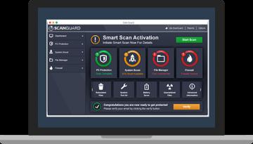 Reseña y precios de ScanGuard para Android y PC