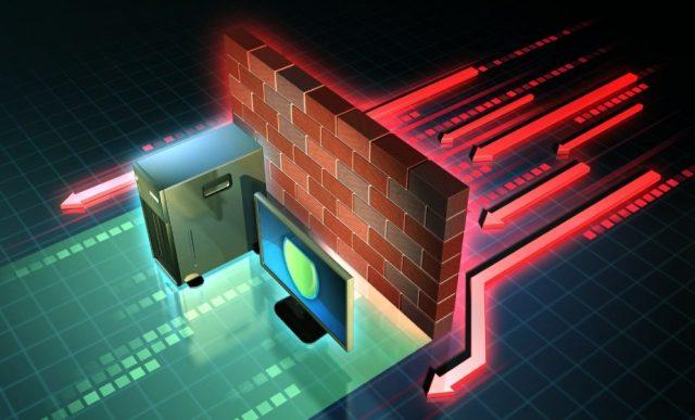 Firewall de dos vías.