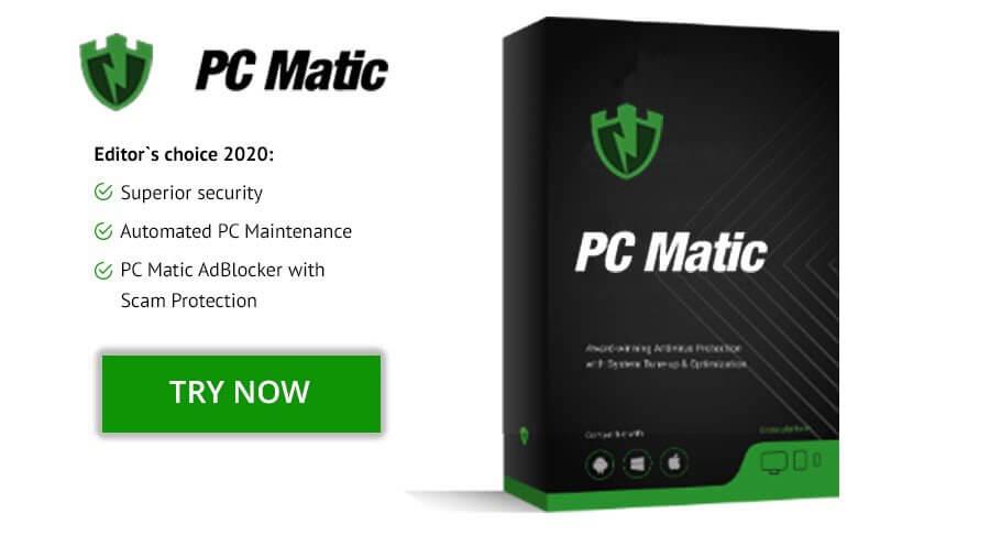 elección del editor de pcmatic