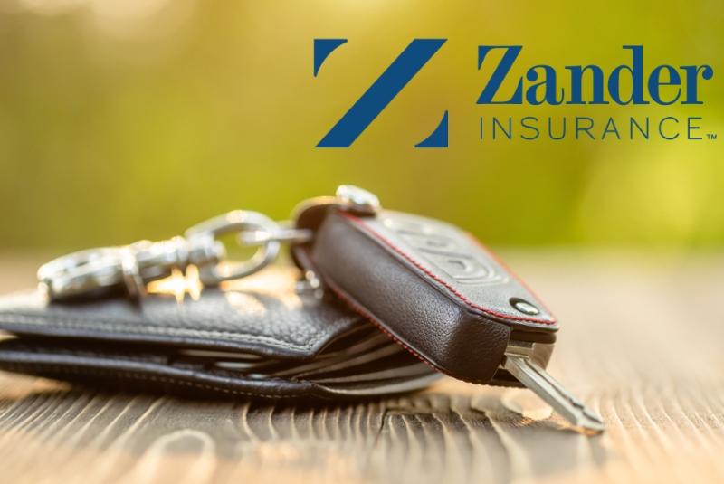 Zander perdió la protección de su billetera.